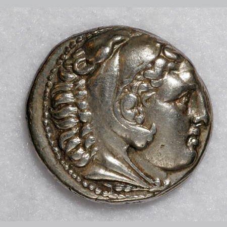 22856: Ancients Macedonian Kingdom. Alexander III.