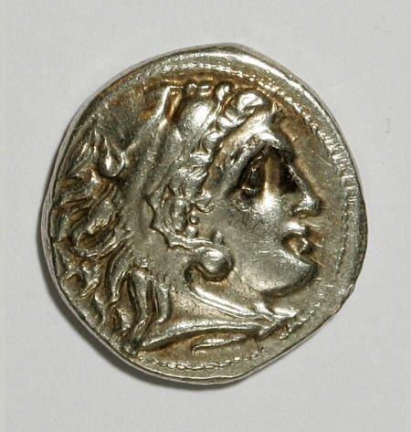 22857: Ancients Macedonian Kingdom. Alexander III.