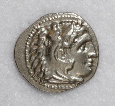 22858: Ancients Macedonian Kingdom. Alexander III.