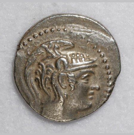 22864: Ancients Attica, Athens. Ca. 168/5-50 B.C. AR