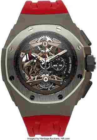 54105: Audemars Piguet, Royal Oak Concept, Chronograph