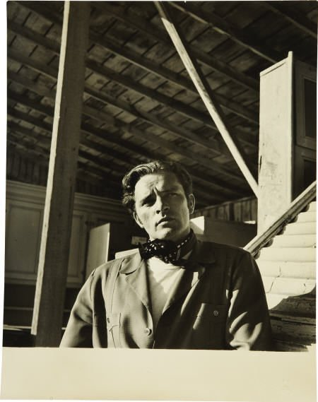 49023: Richard Burton Photo by Jean Howard.