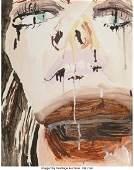 Katherine Bernhardt (b. 1975) Untitled, 2002 Acr