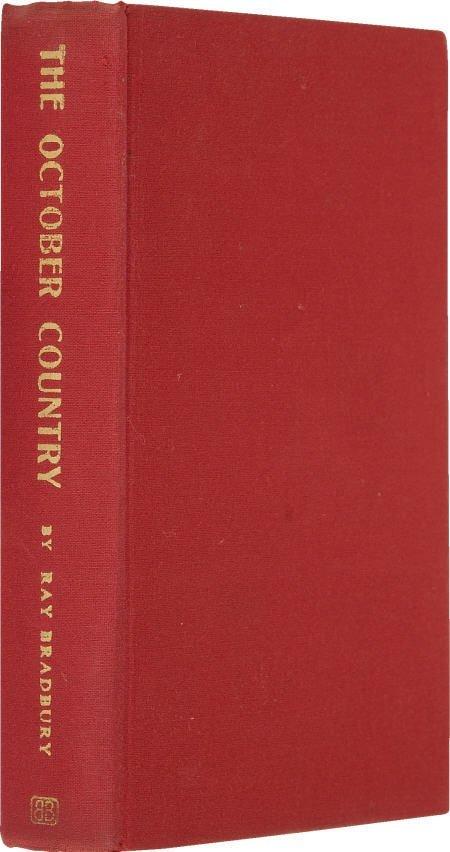 90015: Ray Bradbury. October Country (Charles Laughton)
