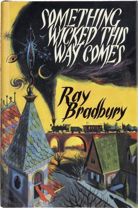 90018: Ray Bradbury. Something Wicked signed limited ed