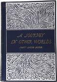 92283: John Jacob Astor. A Journey In Other Worlds. 1st