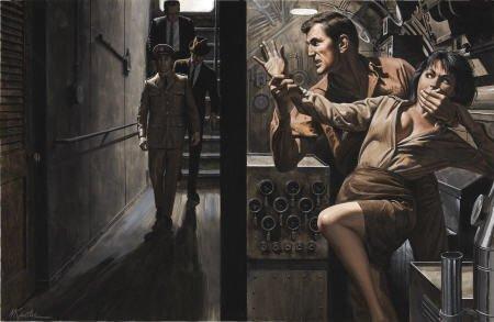 "87023: MORT KÜNSTLER (American b. 1931) ""Silence Is"