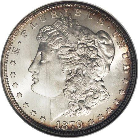 1168: 1879 $1 MS66 NGC.