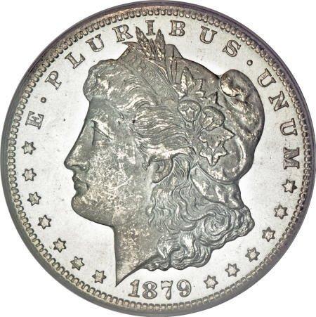 1171: 1879-CC $1 MS64 PCGS.