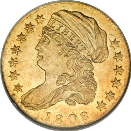1899: 1808 $2 1/2 MS63 NGC.