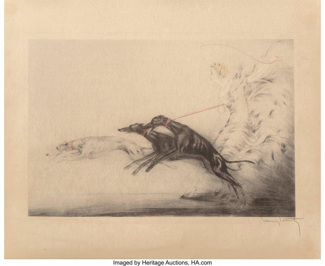 27091: Louis Justin Laurent Icart (French/American, 188