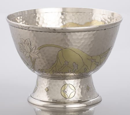 71023: A Tiffany & Co. Silver Ice Bowl