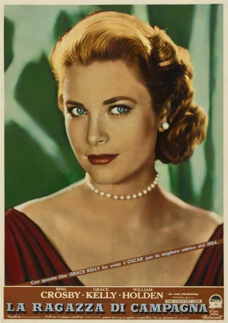 85016: The Country Girl (Paramount, 1954). Italian