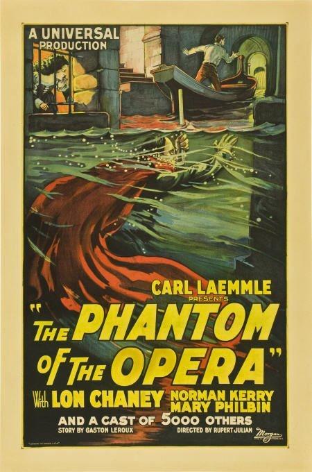 85729: The Phantom of the Opera (Universal, 1925). One