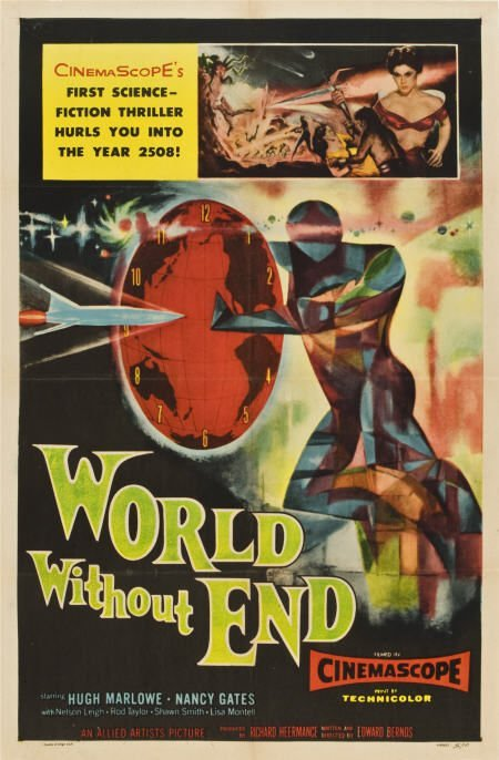 85758: World Without End (Allied Artists, 1956). One