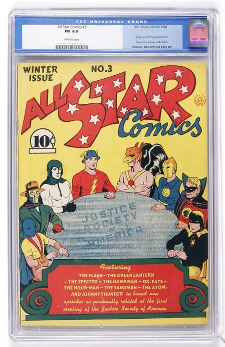 91010: All Star Comics #3 (DC, 1940) CGC FN 6.0
