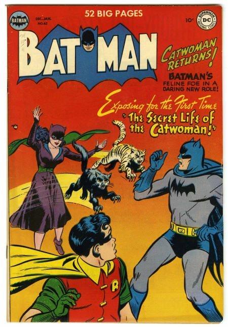 91021: Batman #62 (DC, 1950) Condition: VF/NM.