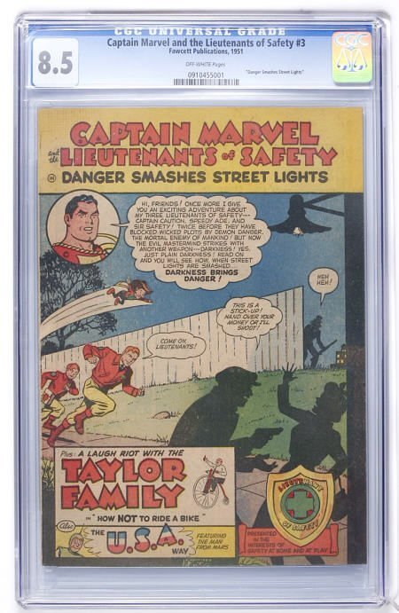 93020: Captain Marvel and the Lieutenants of Safety #3