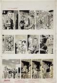 93587: Russ Heath SNAFU #1 Original Art (Atlas, 1955).