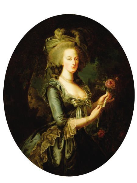 63009: After ELISABETH LOUISE VIGÉE-LEBRUN Marie