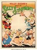 86058: Silly Symphony (United Artists, 1933). Fine+ on