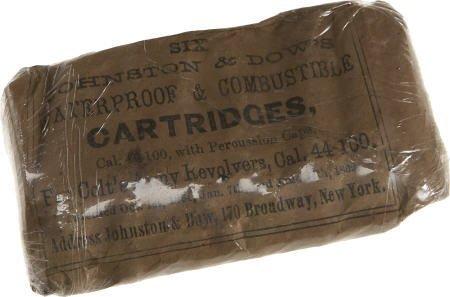 57013: Original Unopened Pack of Six Pistol Cartridges