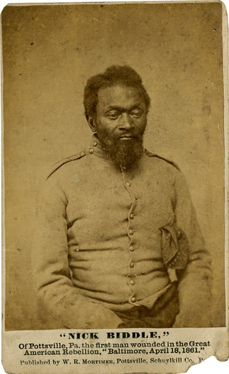 57024: Extremely Rare Civil War CDV First Wounded