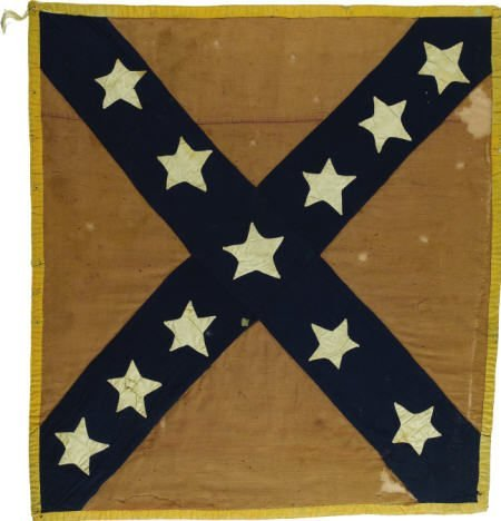 57183: The Confederate Battle Flag of the 18th Virginia