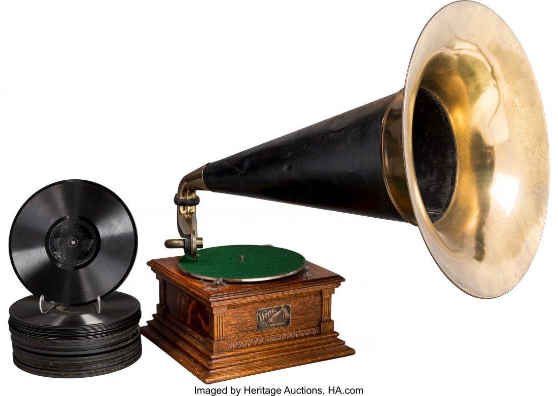 28143: A Victor Talking Machine Company Type M Phonogra