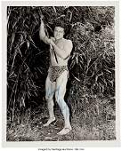 90062: Johnny Sheffield Signed Photo as Bomba, the Jung