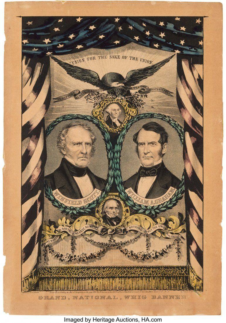 "Scott & Graham: Grand National Banner. 10"" x 1"