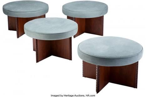 67072: Frank Lloyd Wright (American, 1867-1959) Four Ta