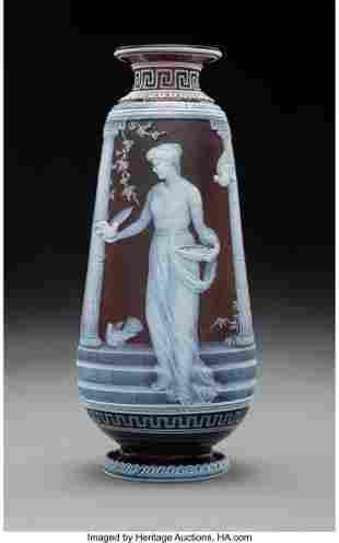 79045: George Woodall for Thomas Webb & Sons Cameo Glas