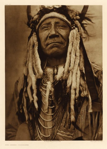 67001: EDWARD SHERIFF CURTIS (American, 1868-1952) Two
