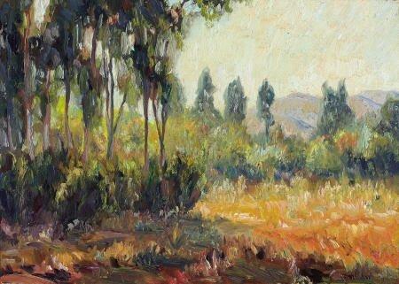 67312: JOHN AUGUSTUS DOMINIQUE (American, 1893-1994) Oj