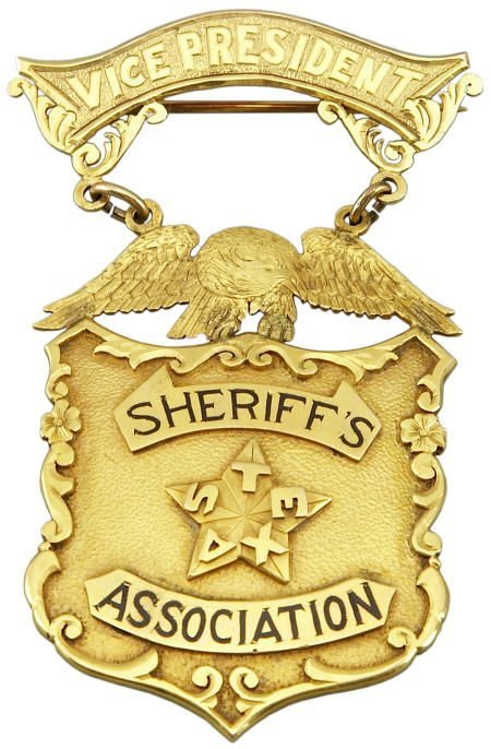 "43002: Vice President ""Sheriff's Association of Texas"""
