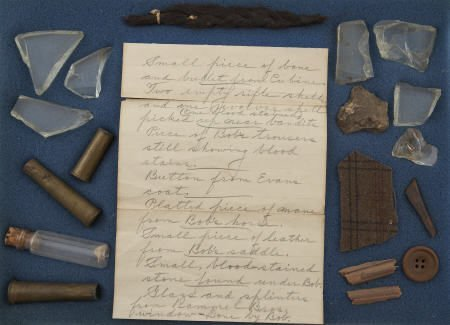43006: Artifacts from the Dalton Gang Shoot-Out, Coffey