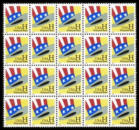 """32462:  """"Yellow Hat Variety"""", 1998 Unissued Non-Denomin"""