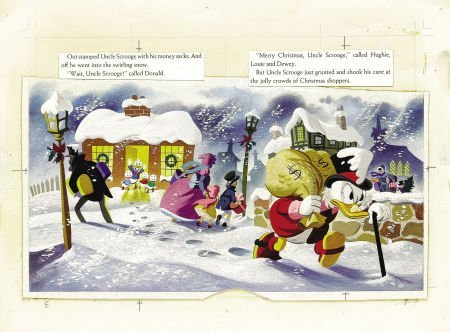 92006: Carl Barks and Norman McGary Donald Duck and the