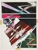 93610: Alex Niño DC Graphic Novel #7 Space Clusters pag