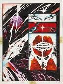 93611: Alex Niño DC Graphic Novel #7 Space Clusters pag