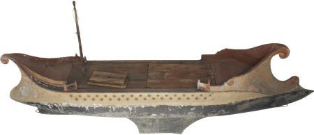49013: Prop Roman Galley from Unknown Production. This