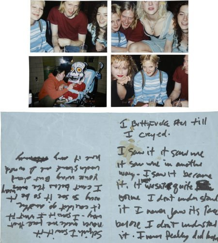 50014: Kurt Cobain and Courtney Love Archive of Photos,