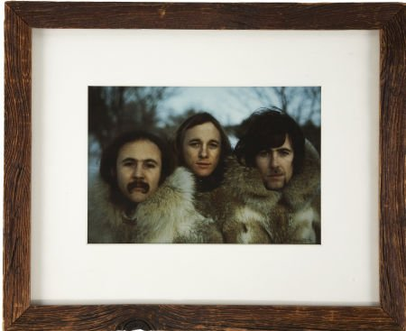 50020: Crosby, Stills & Nash Photo by Henry Diltz. A co