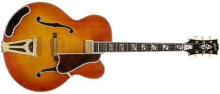 50166: Gibson Chet Atkins Super 4000 Limited Edition Gu