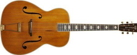 50170: Martin F-9 Archtop Acoustic Guitar (1937) Condit