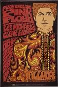 50397 Pink Floyd Fillmore Concert Poster BG90 Bill G