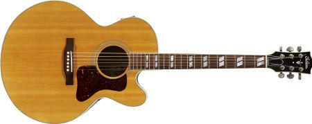 50098: Gibson Six-String Acoustic Guitar (not autograph