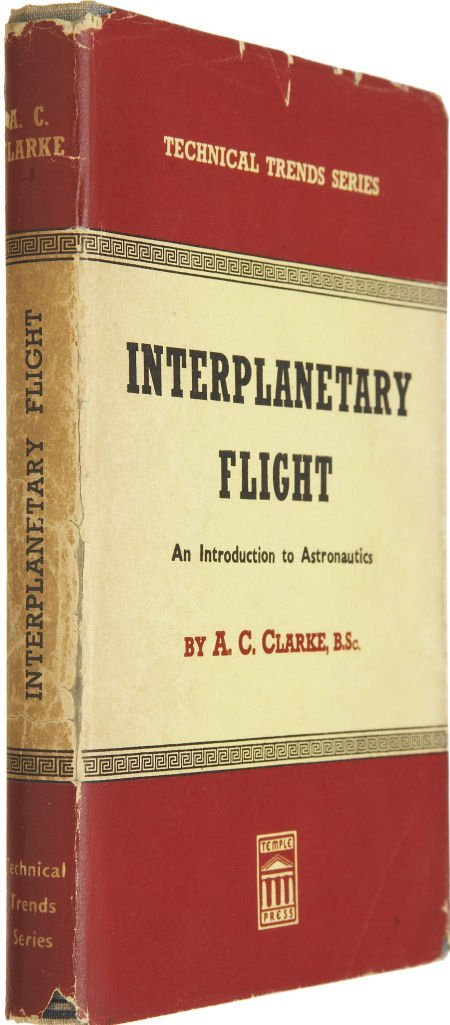 37019: Arthur C. Clarke. Interplanetary Flight: An Intr