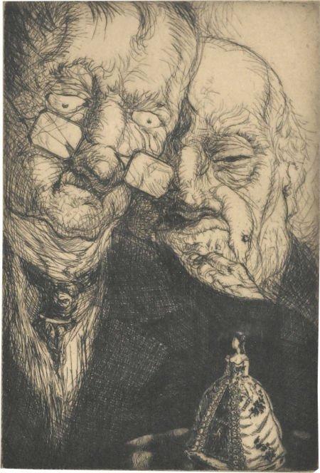 88016: ROBERT LAWSON (American 1892 - 1957) Thumbelina